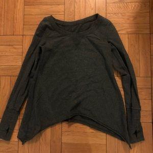 Lululemon Gray sweater